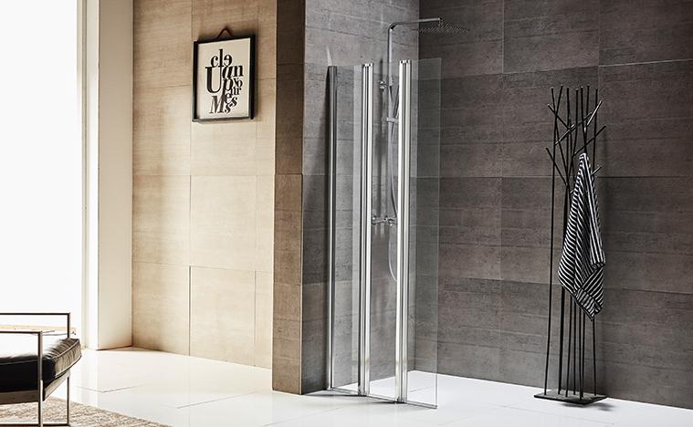 简易淋浴房折叠省空间