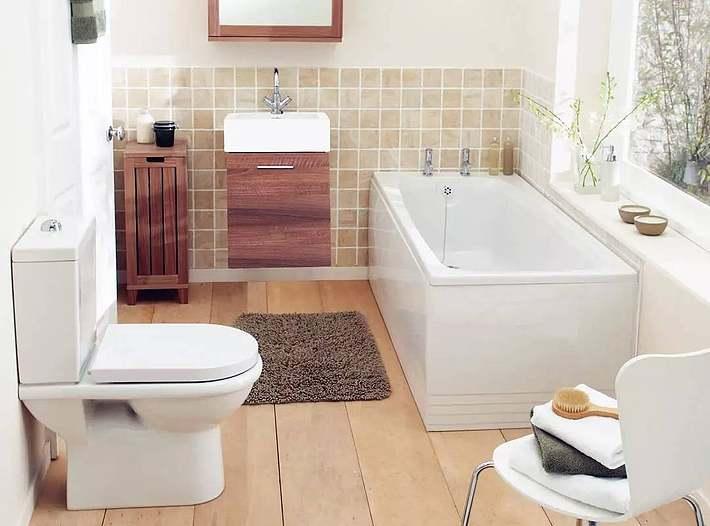 卫浴全攻略 小户型卫生间福音书