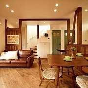 只需要三步,轻松打造一个日式照明的家