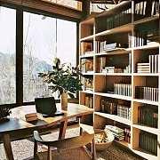 你与莫言或许只差了这样一个书房!