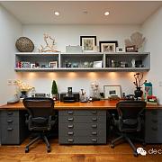 只花3分钟就能了解领先全球的书房设计理念┃Home Office 1.1