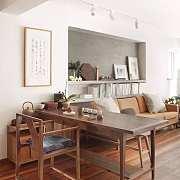 设计师说 | 让家透气又显大?试试这么玩地板和家具吧(附实木轻保养指南)