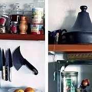 料理家的厨房收纳法则:杂乱,有时比整齐更治愈