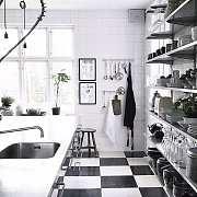 【物件】北欧丨厨房地砖