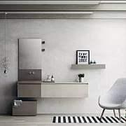 人家的洗漱台能惊艳浴室,你家的却只配叫洗脸盆