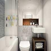 给你方案 | 小浴室的分区难题
