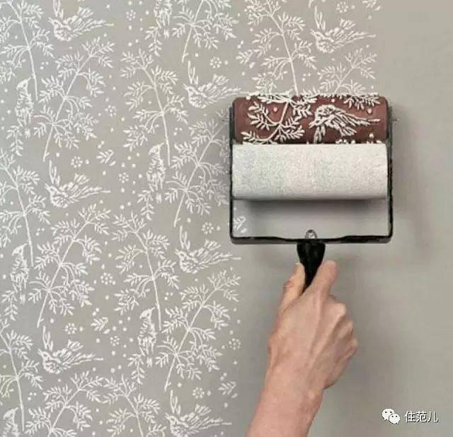 本身的肌理光泽度感就很高,也是墙面做纹理的材料之一,对 艺术漆图片