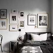 连在墙上钉东西的勇气都没有,你的房子是租的吧!