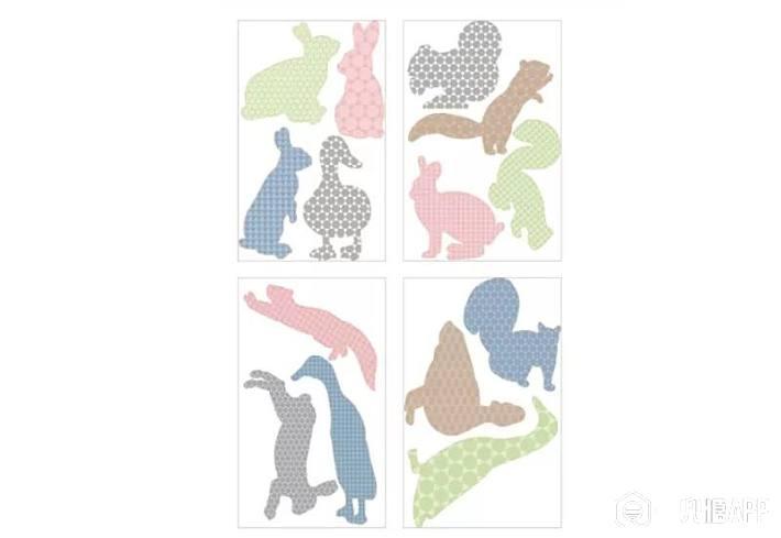 在儿童房里别害怕用缤纷的墙纸,充满趣味的设计,一定会让小孩每天都