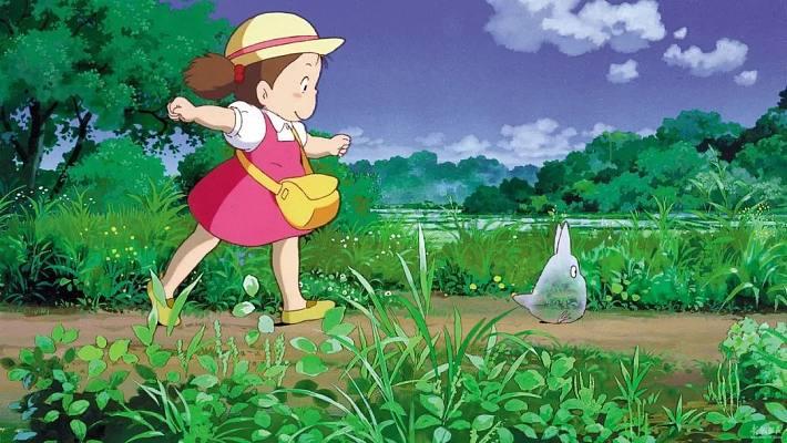 当宫崎骏动画人物走进现实,原来动画片中的那些场景,就在我们身边!
