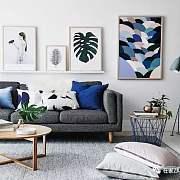 搭椅子?搭凳子?沙发区+法做对了,你的居家高考一定是满分!