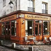 随便走过巴黎的一条街,我们就见到了门该有的样子