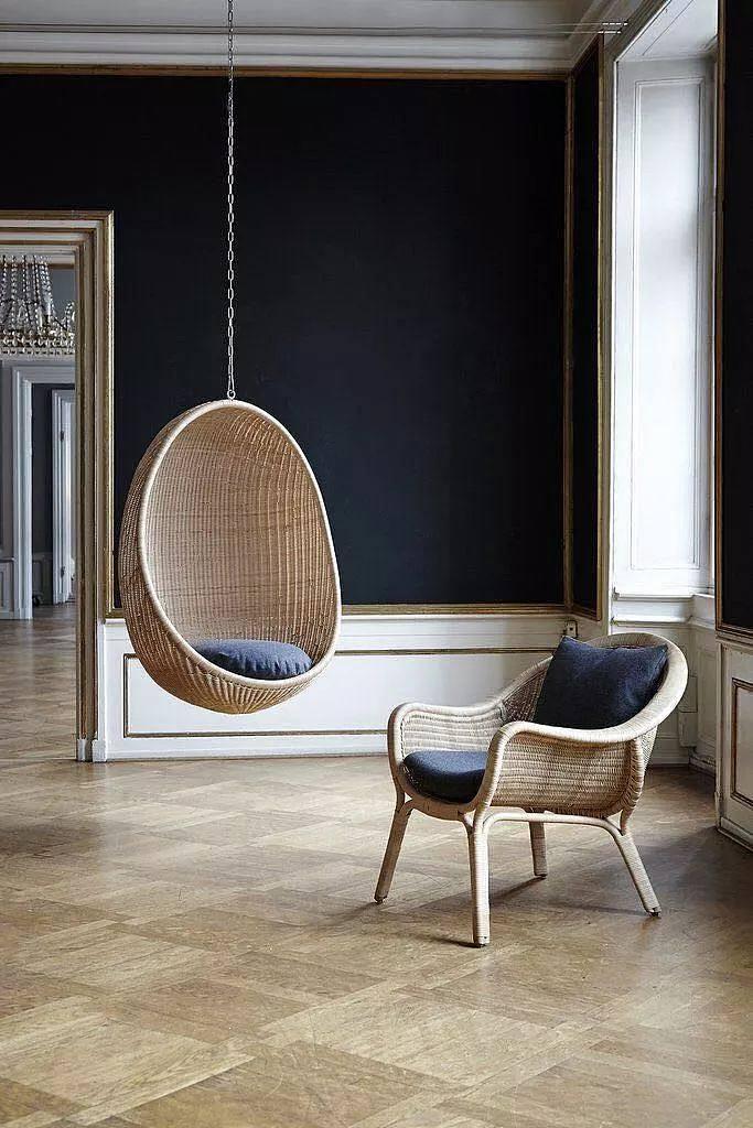 雅各布森是丹麦中古时代最著名的家具设计师之一,著名的作品是蛋椅