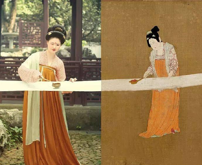 他 复活 了唐代仕女,用相机画出穿越千年的美人,这才是最美中国图片