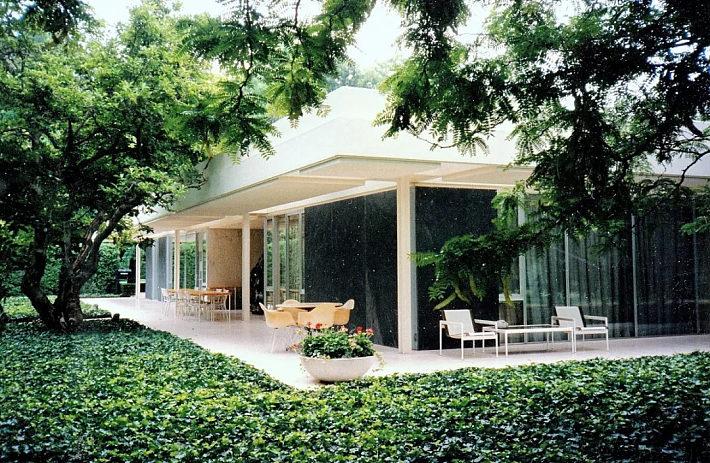 米勒大全外观,从图片看别墅别墅的现代主义建筑,农村条,方外景,极少盒子这是层典型的小3楼直线图片