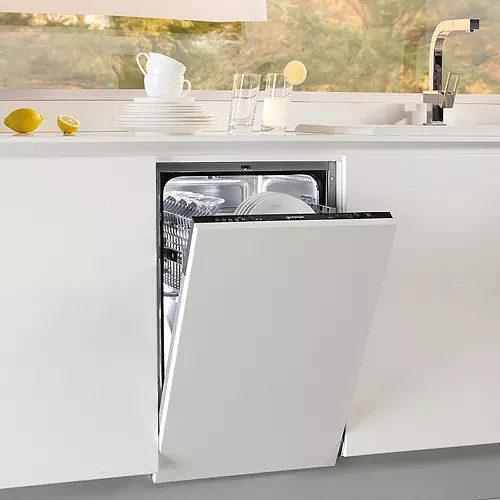 com 水槽式洗碗机把洗碗,洗蔬菜,水槽结合在一起.图片