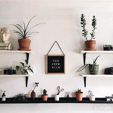 装饰新宠儿黑板墙的4款设计,分分钟完胜高级挂画