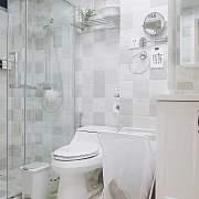 家居 | 3招搞定小户型卫生间干湿分离,好看又实用!
