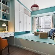 卧室&书房 | 如何让书房兼任临时客卧?