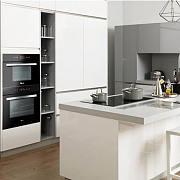 电蒸箱安装厨房位置推荐?附蒸箱烤箱用户实际装修效果图