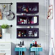 说自己整天逛宜家,这些用心的厨房收纳设计你发现了吗?