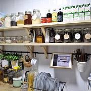 厨房,收纳四季的鲜活,让家更有味