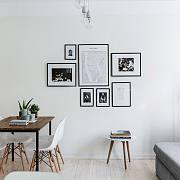 用相框打造一面属于你家的回忆墙!