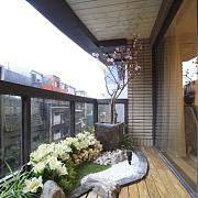 """告别""""晾衣专用地"""",阳台5大变身,让1平米也成风景!"""