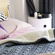 【一兜众测】阳光的气味——针织休闲毯试用报告