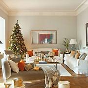 圣诞节,你需要让家更有氛围!西方人都这么装扮家哟!