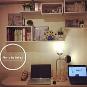 一兜糖众测|后现代创意个性玻璃台灯——卧(chāo)室(diǎo)一盏灯
