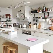 每天做饭烘焙还有猫,我为什么还要坚持选择开放式厨房?