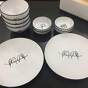 一兜糖众测 | JOYYE 手作陶瓷餐具14件套 -----  LOW 接地气儿の生活~  生活不应该就这样么?