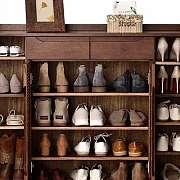 这个方法轻松装下78双鞋,鞋子控的福音!