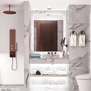 这才是卫生间该有的样子,而你家那顶多叫厕所