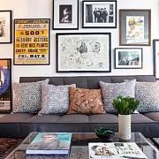  装修经验 设计师教你如何DIY照片墙