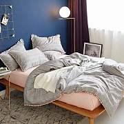每天睡得跟猪一样,怪我家的床品太舒服!