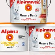 """""""德式纯净的体验""""——德国阿尔贝娜原装进口雪山白墙面漆使用感受"""