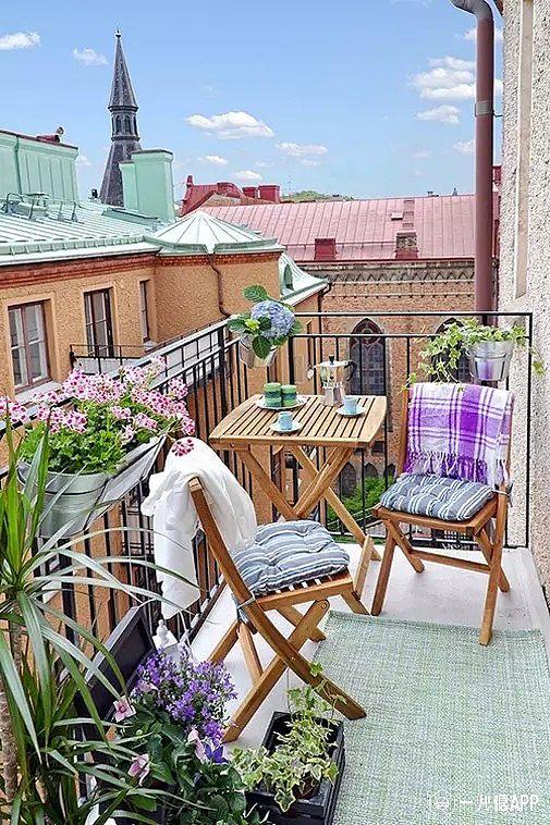 千万别在阳台上种花!