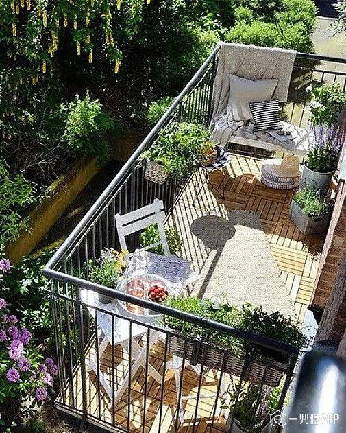 千万别在阳台上种花! | 一兜糖 - 家居装修生活平台