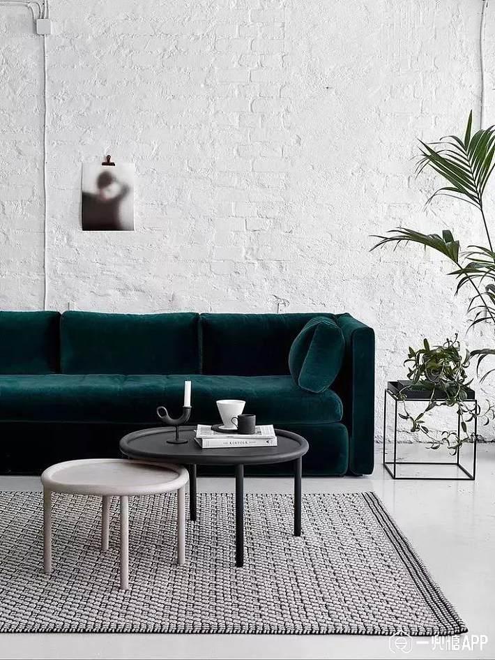 客廳無沙發設計
