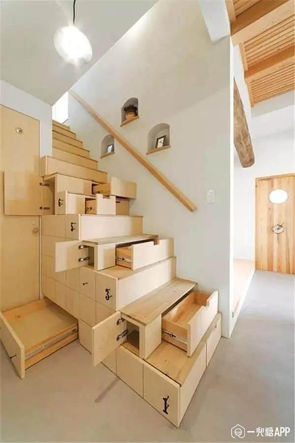 脑洞大开!为了装个楼梯,设计师也是拼了