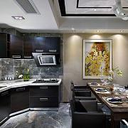 打造开放式厨房有绝招,这样搭配让美感与品质并存!