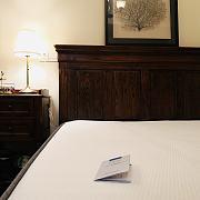 让你爱上乳胶床垫 德国米卓天然乳胶3D弹簧床垫测评
