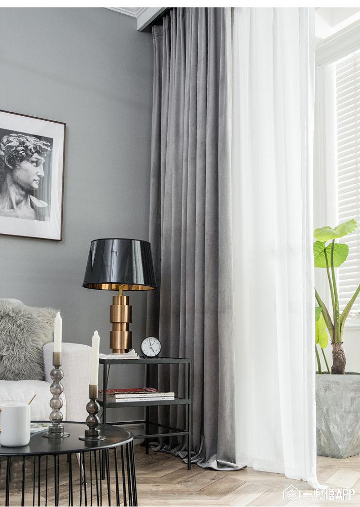没有太多肤浅浮夸的点缀和修饰,可以为你的居室营造娴静沉稳的大气感2.jpg