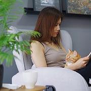 为猫咪扔掉三座大沙发,释放家里5平米空间