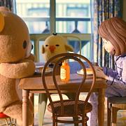 怎样过上拥有轻松小熊的生活?请先给它一个这样治愈系的家~