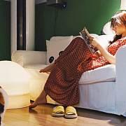 四兩撥千斤的客廳/臥室改造,用燈光給家化個妝