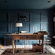 她改造紐約120年老屋成復古INS風,不買新家具、不重鋪地板、活用宜家廚房!
