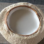 夏日凉品:椰子冻的做法